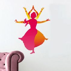 Illustration about Colorful classic indian female dance Bharatanatyam. Illustration of indian, clothing, illustration - 20253609 Dance Paintings, Indian Art Paintings, Oil Paintings, Folk Dance, Dance Art, Dance Wallpaper, Nature Wallpaper, Dancer Drawing, Dance Vector