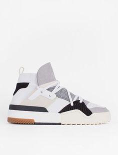 half off b12a1 8dc0f Adidas by Alexander Wang AW BBall Sneaker White Carven, Kicks, Footwear,  Adidas,