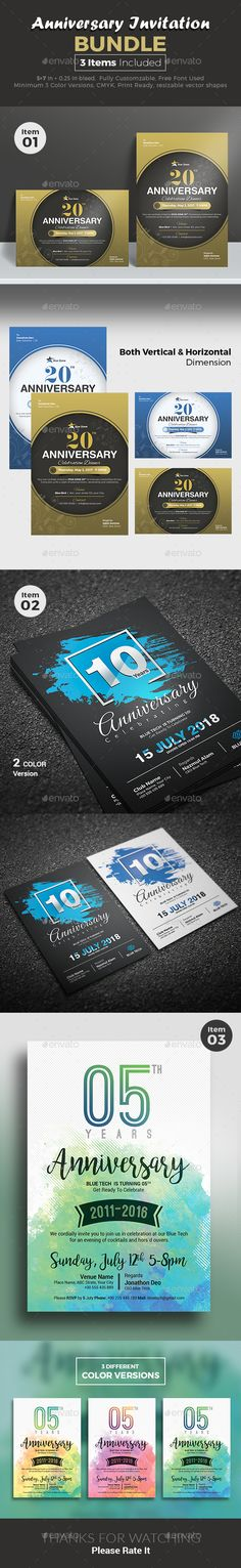 Wedding Ceremony Adobe photoshop, Adobe and Wedding - anniversary invitation template