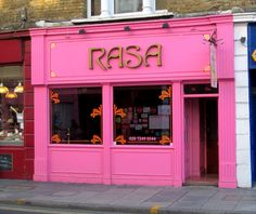 Rasa in London
