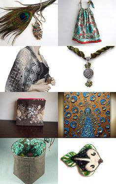 Bottom Right! My creation felt brooch :):)--Pinned with TreasuryPin.com