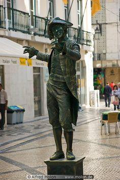 living statue - Google Search
