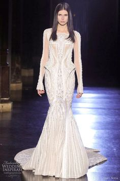 Basil Soda Spring/Summer 2012 Couture | Wedding Inspirasi