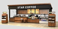 Coffee Kiosk Model available on Turbo Squid, the world's leading provider of digital models for visualization, films, television, and games. Food Cart Design, Pub Design, Kiosk Design, Coffee Shop Design, Restaurant Design, Container Restaurant, Container Cafe, Coffee Shop Counter, Bar