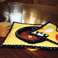 Hot bowl Hot pad!! i gotta get this pattern!!