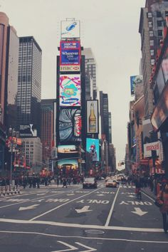 Oh, Times Square. How I wish to be with you.