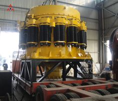 Spring Cone Crusher Be Used In Stone Production Line From Manufacturer - Manufacturer, Supplier, Factory - Zhongxin Heavy Industrial