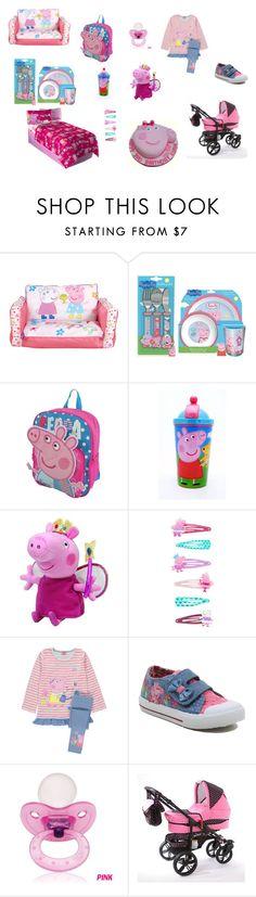 Peppa Pig Baby. Girl. Pink