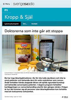 SR Kropp & Själ anmäld till Granskningsnämnden för Radio och TV