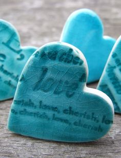 Turquoise Heart                                                                                                                                                     More