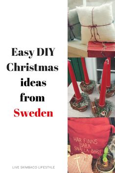 Easy DIY Christmas i