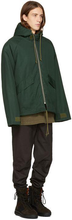 YEEZY Season 3 - Grey Crewneck Sweatshirt