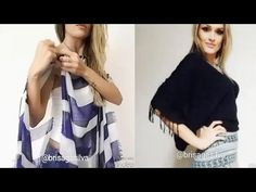 Amazing ways to wear your sarong - YouTube