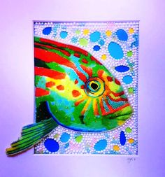 Eleanor Pigman's 'Mr. Parrot Fish'.