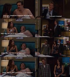 Hahahahaha How i met your mother. FUNNY.
