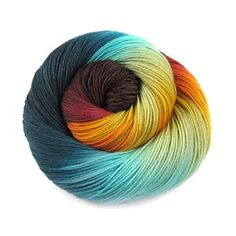 Image of Pakokku Sock Yarn - 'Captain Tightpants'