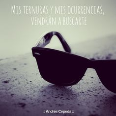 Este mensaje fue compartido vía Andrés Cepeda Love In Spanish, Best Quotes, Life Quotes, Love Never Dies, Love Life, Ecards, Feelings, Funny Things, Inspirational