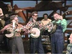 Hee Haw Quartet-I'll Fly Away