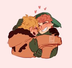 Anonymous said: do you think you could do some soft Answer: bought him a sticky hand South Park Anime, South Park Fanart, Kyle South Park, South Park Characters, Tweek And Craig, Kyle Broflovski, Eric Cartman, Park Art, Love My Kids