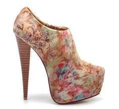 Unique beautiful heels