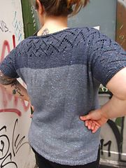 Ravelry: I love my Tee pattern by Ela Torrente
