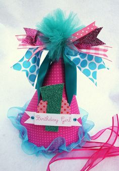 1st birthday ideas: Hot Pink & Teal