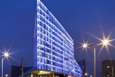 Hôtel Casino Barrière de Lille, France. City break 2014