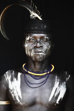 pinterest.com/fra411 #ethnic - Omo Delta | photographer :  Mario Gerth