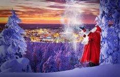 Best Places To Spend Christmas In Europe