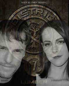 Blight and Johanna!