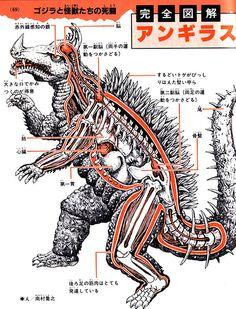 【懷舊】1972 年出版《怪獣図解入門》 | 癮科技