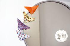 adoro FARM - faça você mesma: borboletas de papel