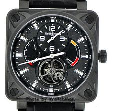 Bell & Ross Men's Instrument Tourbillon Watch - http://menswomenswatches.com/bell-ross-mens-instrument-tourbillon-watch/ COMMENT.