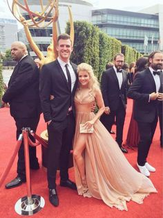 Witney is working this dress. September 12, 2015 ( Emmys )