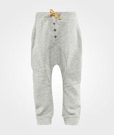 Sweatpants Light Grey Melange