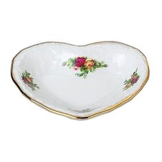 Royal Albert - Old Country Roses Heart Tray