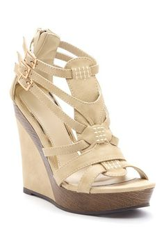 Bucco Daiso Gladiator Wedge
