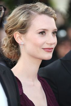 Mia Wasikowska Picture 41 - Lawless Premiere - During The Annual Cannes Film Festival Mia Wasikowska, Jane Eyre, Crimson Peak, Look Thinner, Soft Hair, Loose Hair, Cannes Film Festival, Fine Hair, Beauty