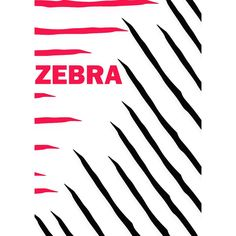 ZÉBRA. #graphic #graphisme #graphicdesign #infographic #infographie...