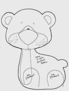 Bear pattern 2/3