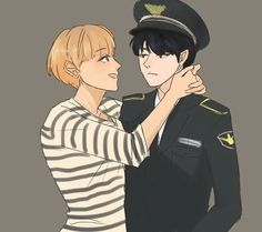 YoonSeok Fanart Cr. Owner