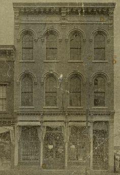 Dunlap and McGoodwins Furniture - 1897-1903 - Danville, KY