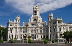 Palacio de las Cibeles - Madrid