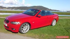 BMW 325 3.0L D Auto convertible M Sport #bmw #convertible #forsale #unitedkingdom