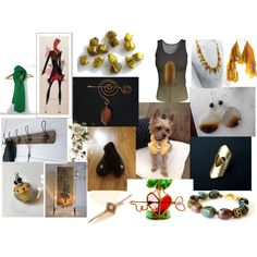 Beautiful Finds by anna-recycle on Polyvore featuring Campanile, modern, rustic and vintage
