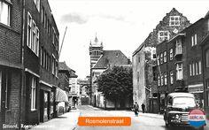 Sittard: De Rosmolenstraat in 1953
