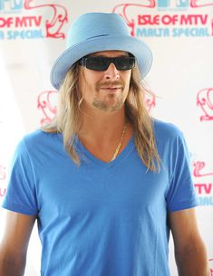 KID ROCK-  is from Detroit and has upcoming shows in Saginaw April 5 and 6!