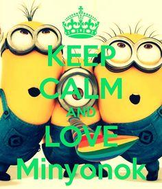 keep  calm and love osayi
