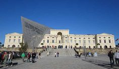 Get more information about the Bundeswehr Military History Museum on Hostelman.com #Germany #museum #travel #destinations #tips #packing #ideas #budget #trips