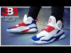 8c33f136b73e61 Big Baller Brand G3 Lux - YouTube Jordans Sneakers